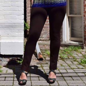 Missoni Stretch Brown Low Rise Skinny Pants